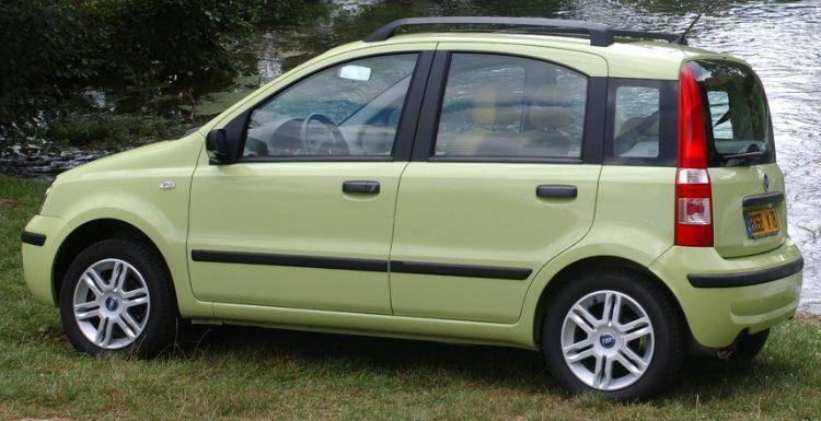 Fiat Panda (169) '09