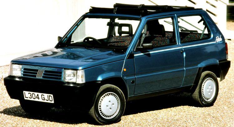 Fiat Panda (141) '93