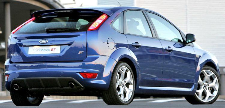 Ford Focus ST (DA3) '08