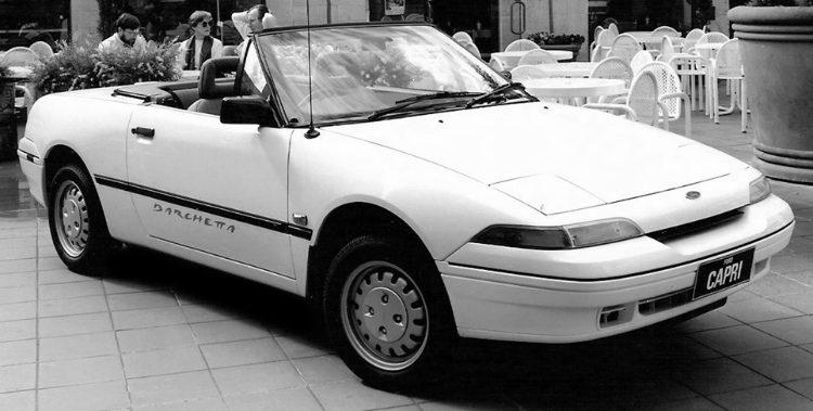 Ford Capri  '89