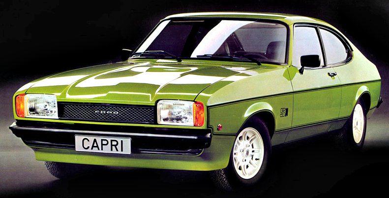 Ford Capri II S