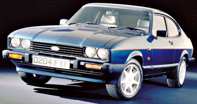 Ford Capri 280 '87