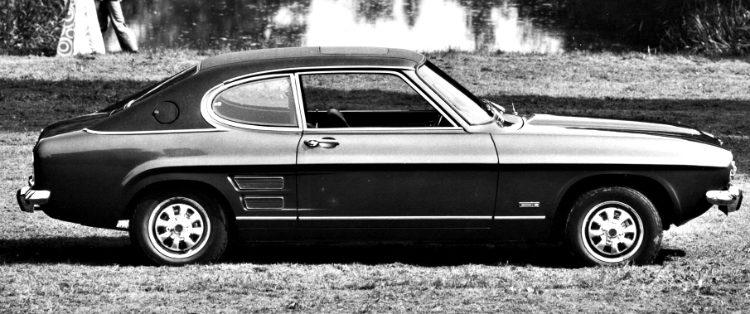 Ford Capri 3000E '70
