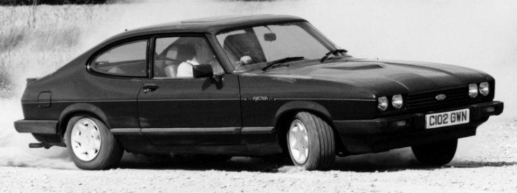 Ford Capri '86