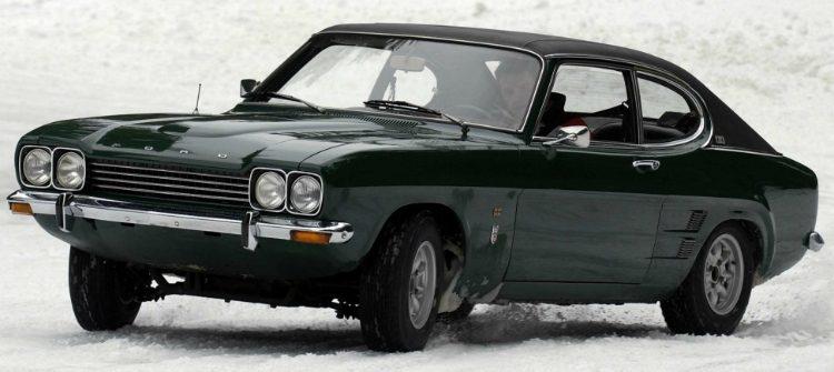 Ford Capri 3000GT 4x4 '71