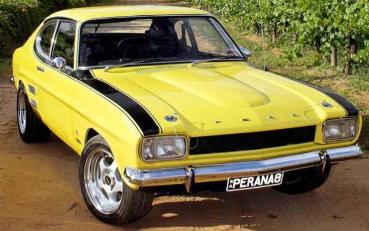 Ford Capri Perana '72