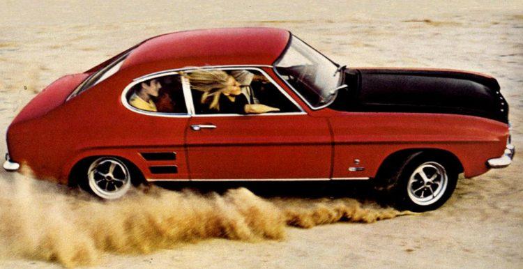 Ford Capri '69