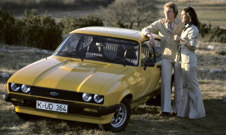 Ford Capri '78