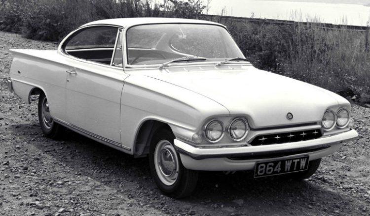 Ford Consul Capri '61