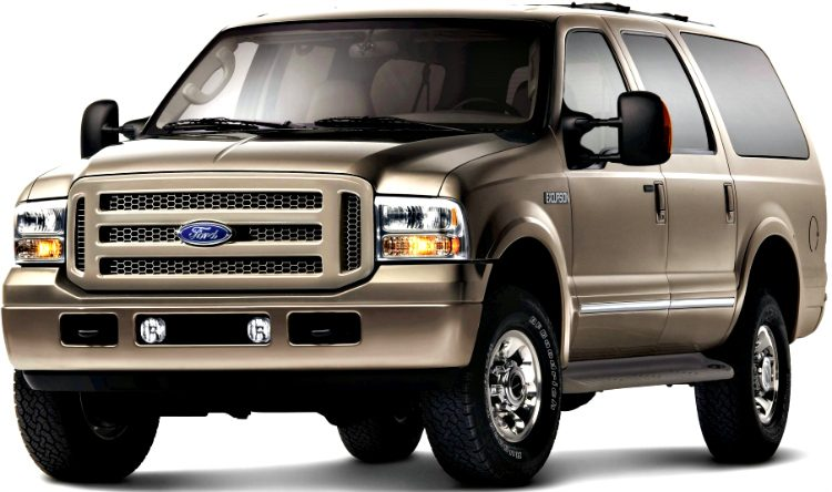 Ford Excursion '05