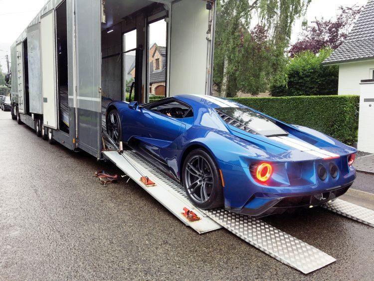 Ford GT België