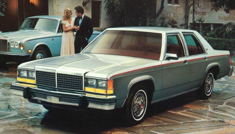 Ford LTD '80