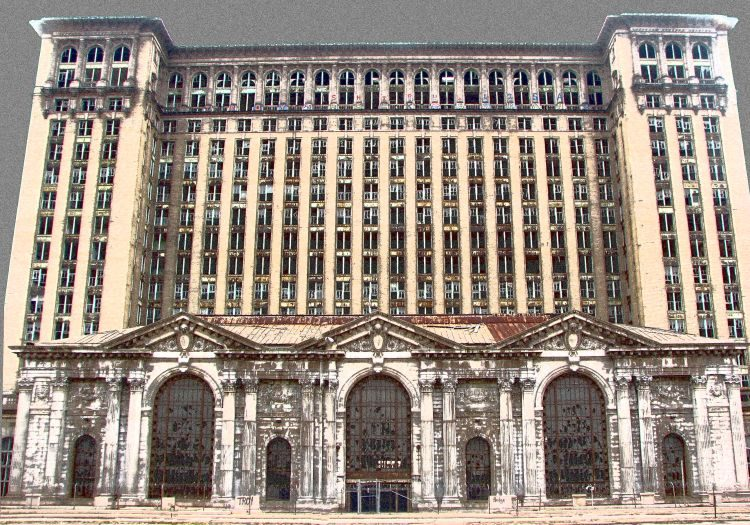 Ford Michigan station