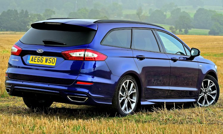 Ford Mondeo Wagon ST-Line
