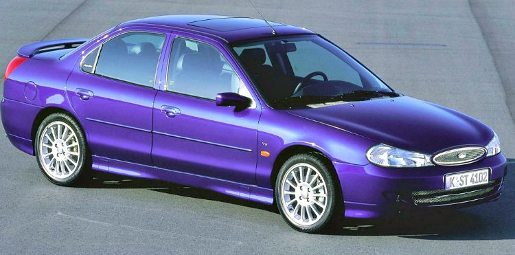 Ford Mondeo ST200 '00