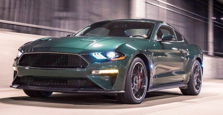 Nieuwe Ford Mustang Bullitt is een schitterend eerbetoon
