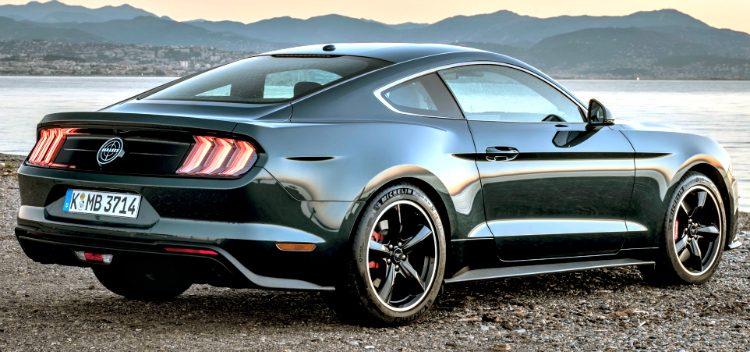 Ford Mustang Bullitt '19