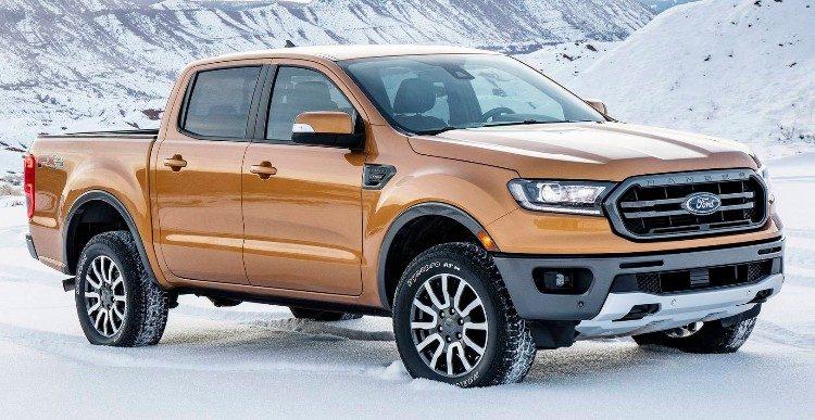 Ford's 'kleine' pick-up is terug van weggeweest