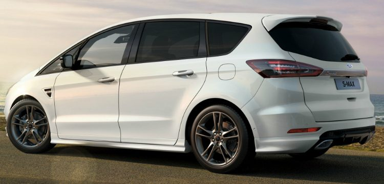Ford S-Max ST-Line '17
