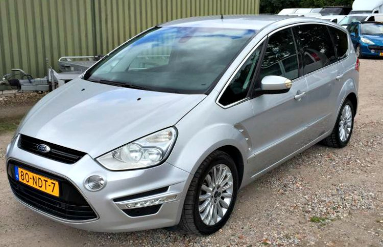 Ford S-Max '10