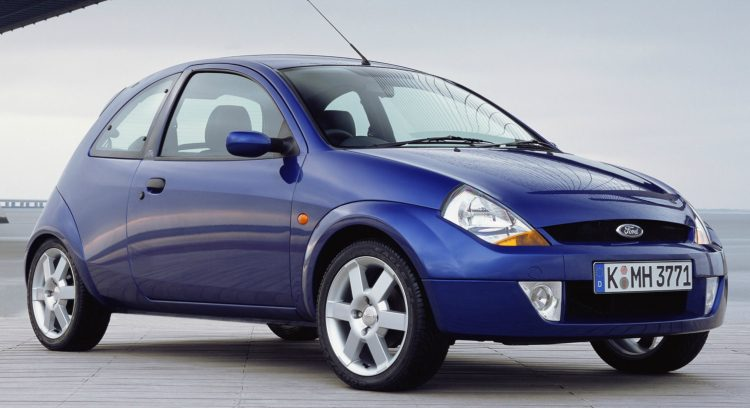 Ford SportKa '06