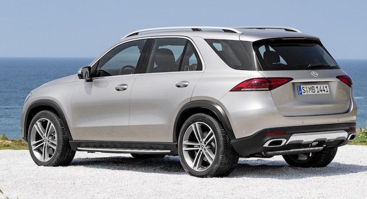 Officieel Dit Is De Nieuwe Mercedes Gle Autoblog Nl