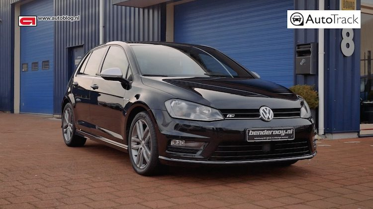 volkswagen golf vii 2012 2016 occasion video aankoopadvies. Black Bedroom Furniture Sets. Home Design Ideas