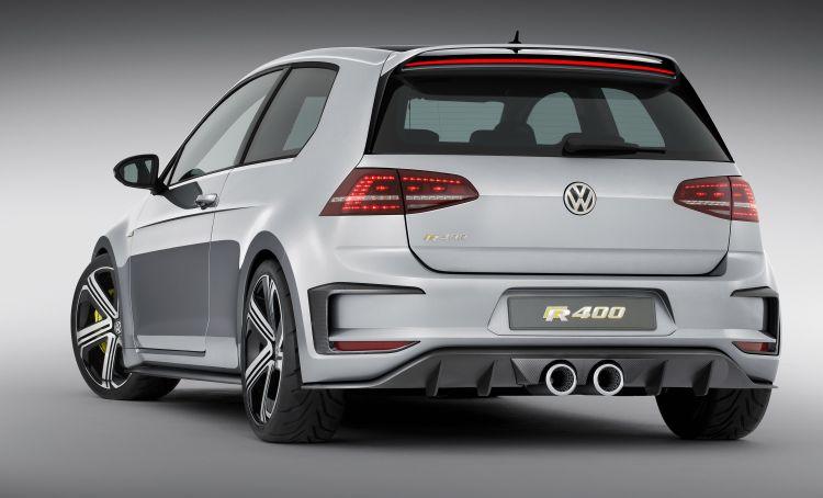 Golf R400 Concept