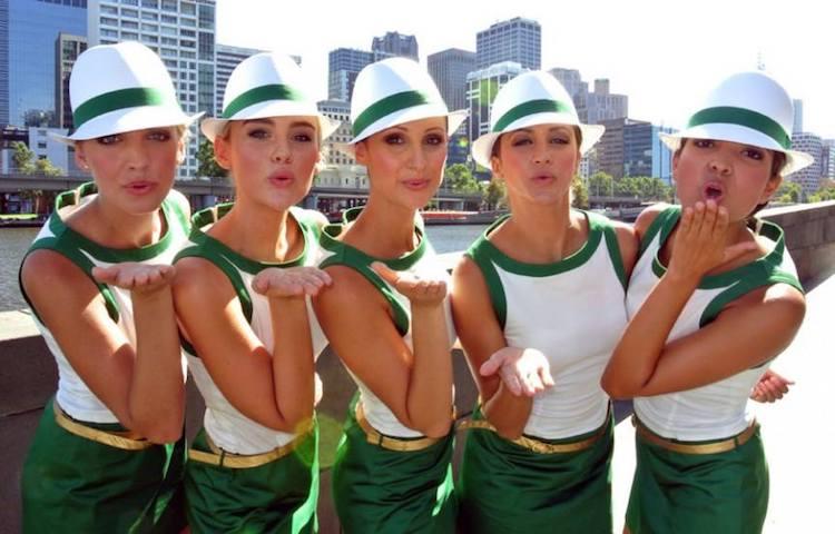 Zelfs de baas van de F1 wilde grid girls niet kwijt