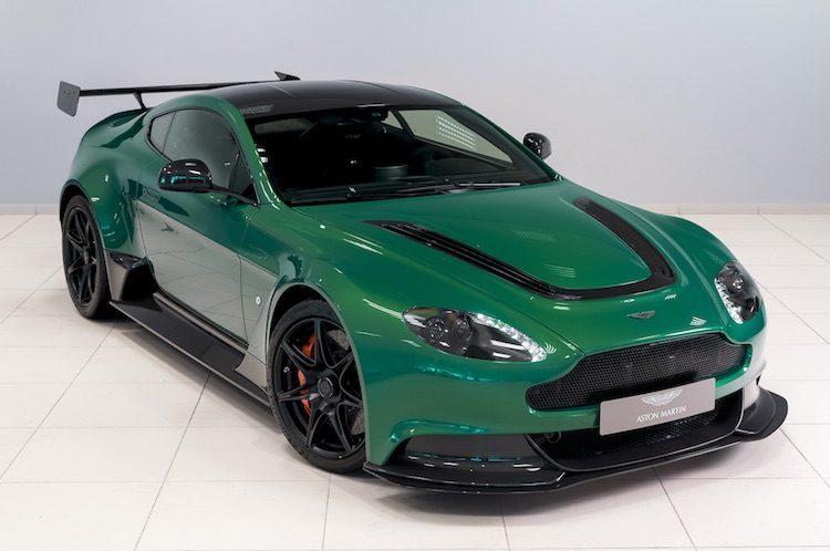 Dit is de duurste Aston Martin van Autotrack