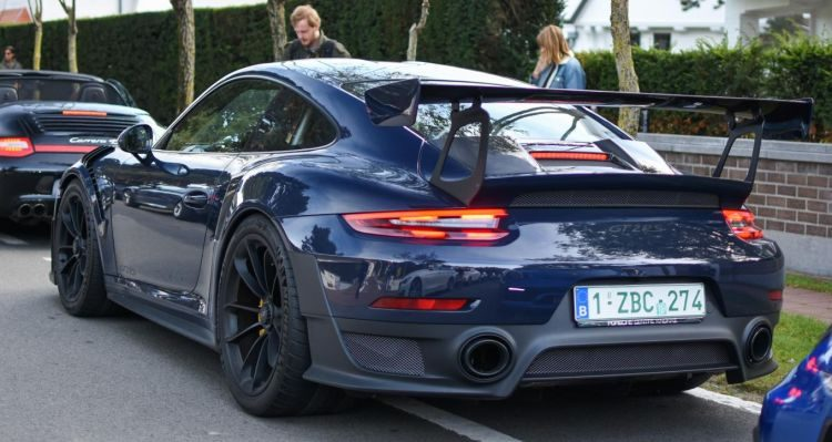 GT2 RS blauw