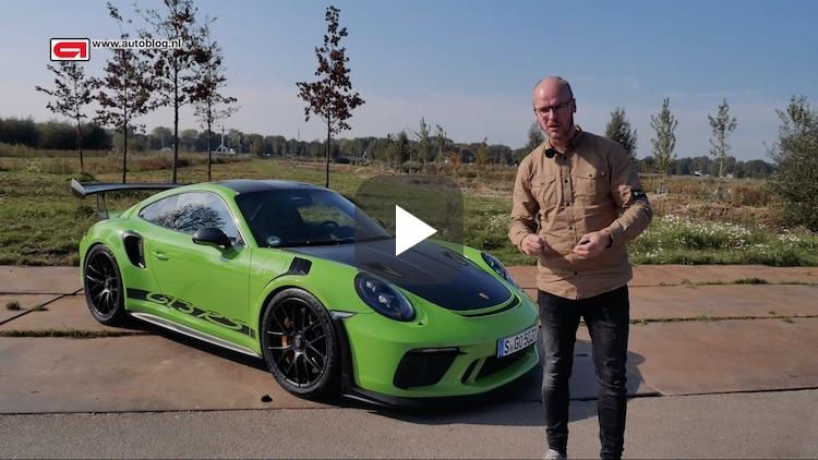 AB video: aerodynamica van de Porsche 911 GT3 RS (991.2)