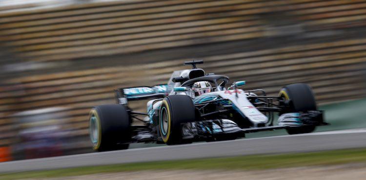 Uitslag Formule 1: Grand Prix van China 2018