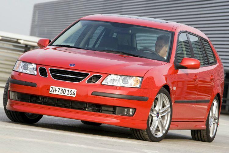 Saab 9-3 Sport Estate Aero Hirsch