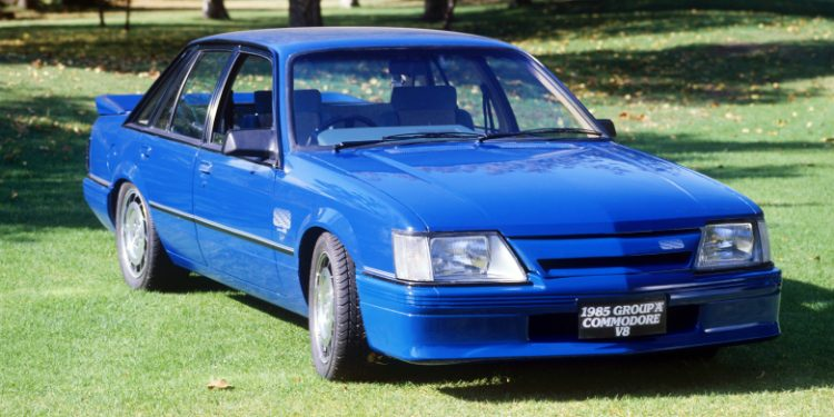Holden Commodore SS Group A '85