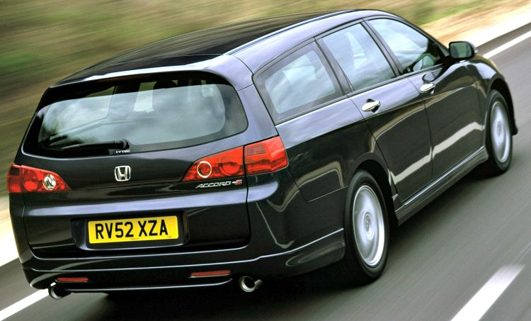 Honda Accord Tourer 2.0 Sport (CM) '03