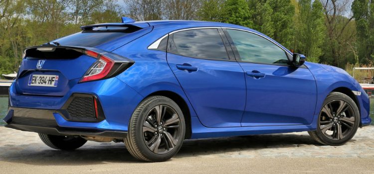 Honda Civic 1.5 VTEC Turbo Executive (FK) '18