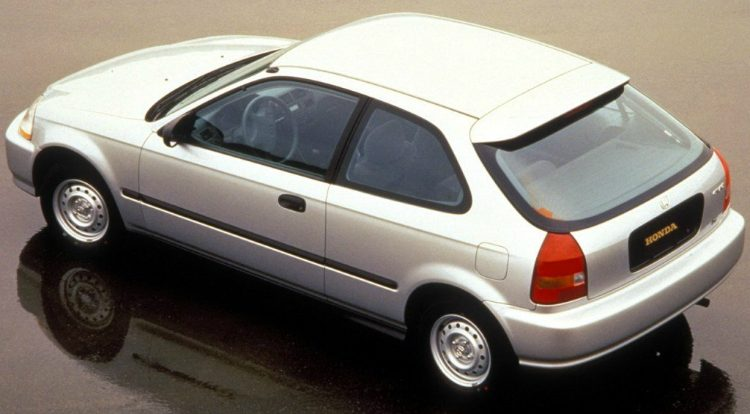 Honda Civic Type-R (EK) '95