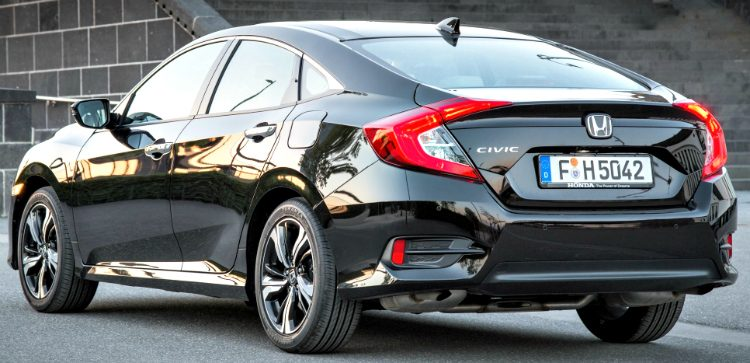 Honda Civic Sedan 1.5i VTEC Executive (FC1) '18