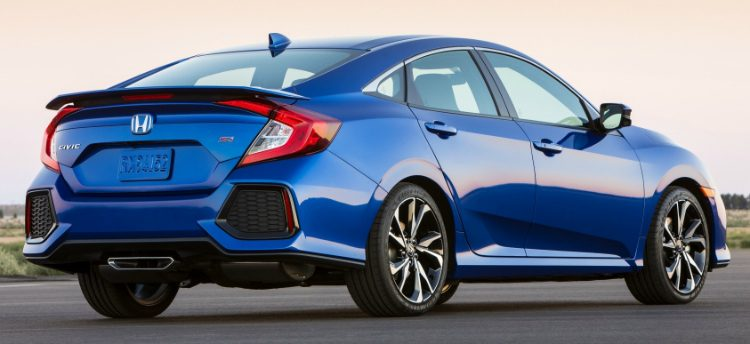 Honda Civic Si Sedan (FC1) '18