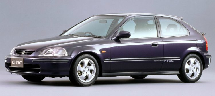 Honda Civic SIR-II (EK) '96