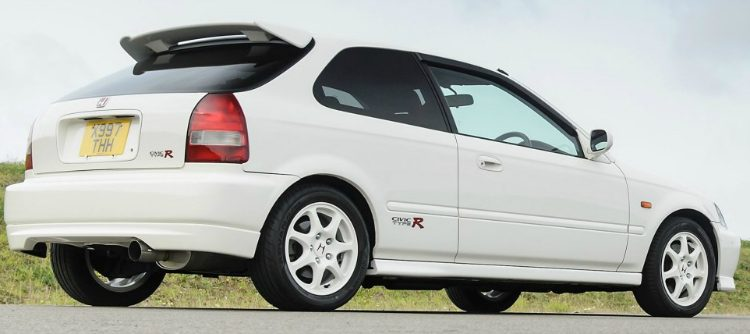 Honda Civic Type-R (EK9) '99