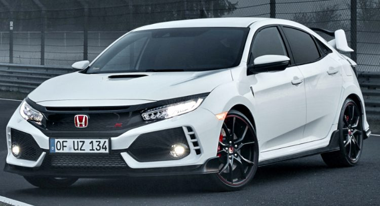 Honda Civic Type-R (FK) '18
