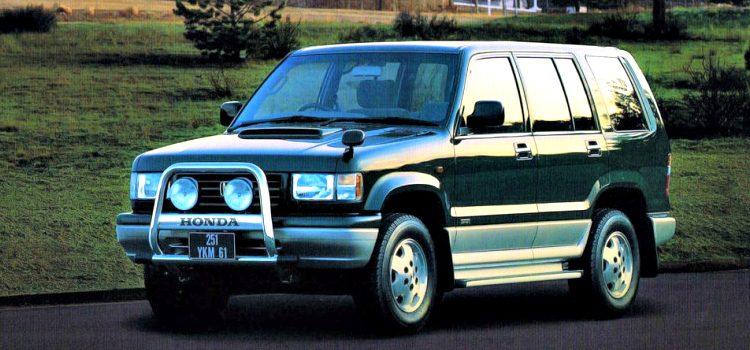Honda Horizon '93
