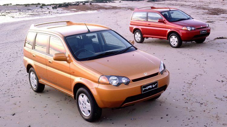 Honda HR-V (GH) '99