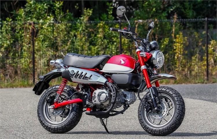 Legendarische Honda Monkey terug in productie