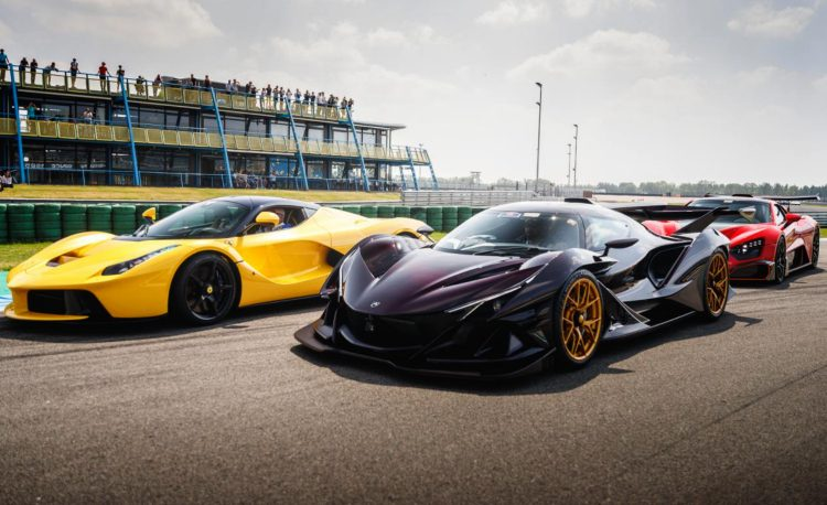 LaFerrari, Apollo & Zenvo
