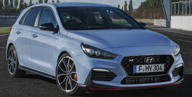 Hyundai i30 N2 Performance '18