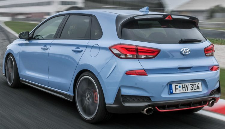 Hyundai i30 N2 Performance (PD) '18