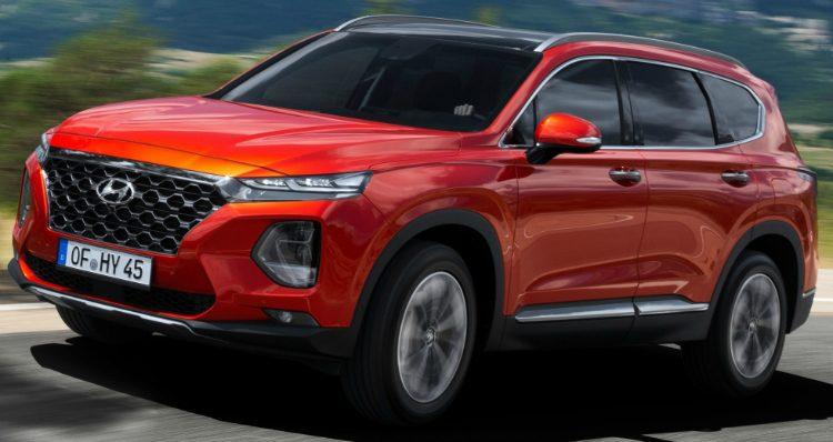 Hyundai Santa Fe 2.2 CRDi '18